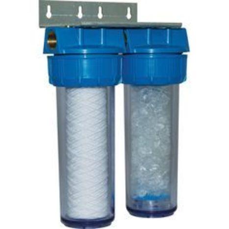 Traiter son eau pour protéger son installation