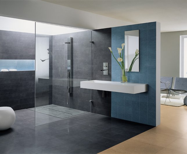 Awesome Salle De Bain Modern Ideas  Amazing House Design