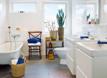 Quels aménagements pour optimiser l'espace de la salle de bain?