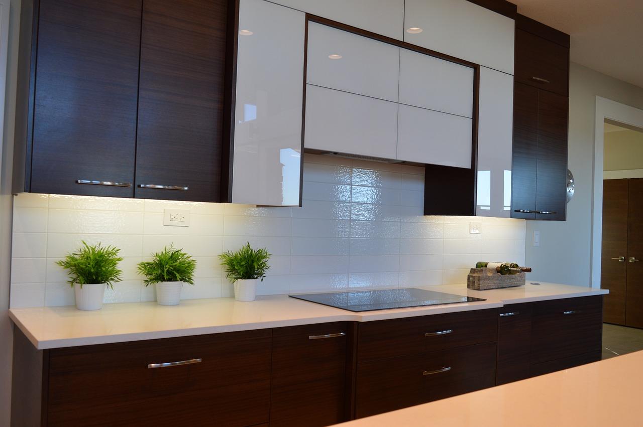 Les couleurs et les matières tendance dans la cuisine