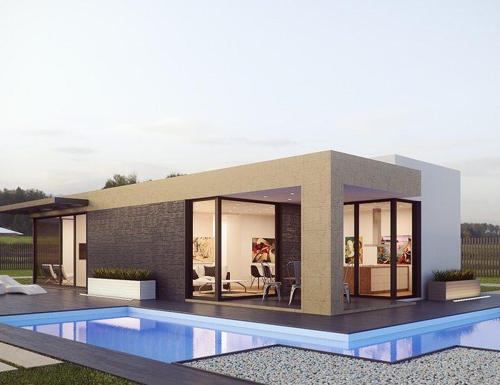 Aménagement extérieur : les atouts d'une piscine