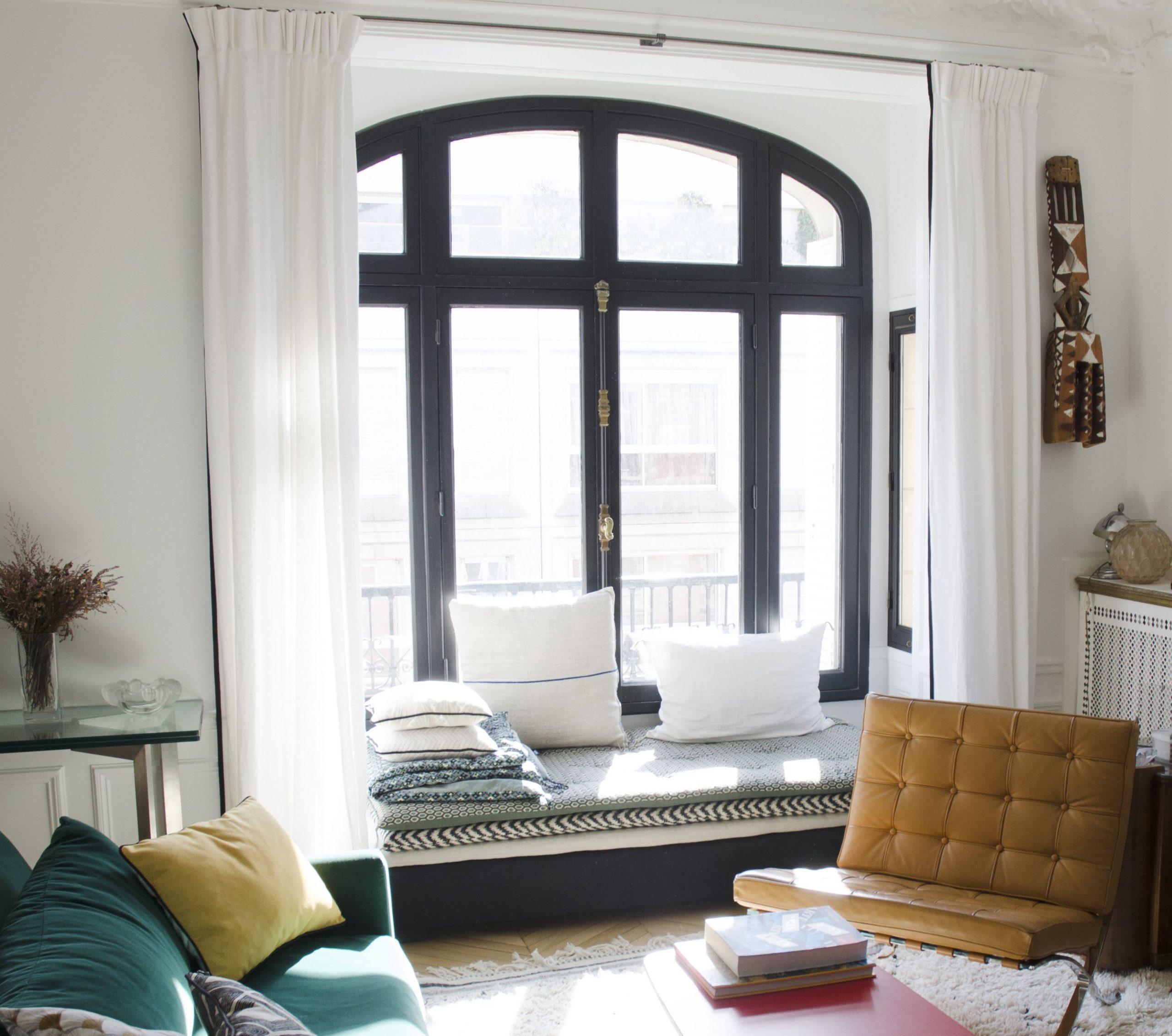 Quelle matière choisir pour ses rideaux ?