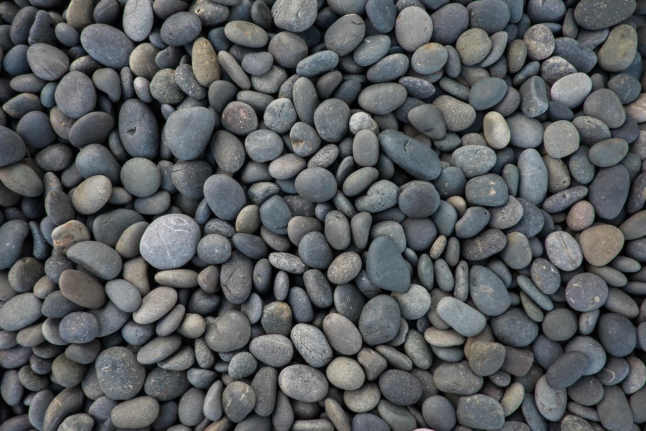 Quelles pierres choisir pour le jardin ?